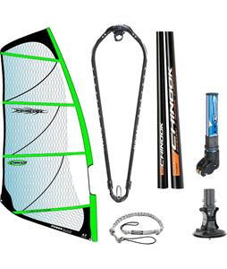 Chinook Powerglide Windsurf Rig 3.0M Complete Kit