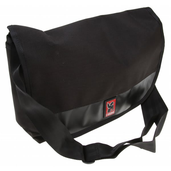 Chrome Classic Messenger Bag Black / Black U.S.A. & Canada
