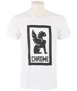 Chrome Large Lockup T-Shirt