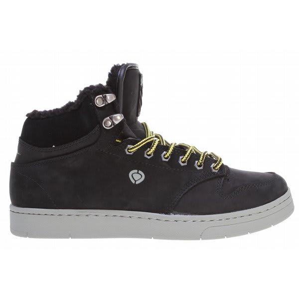 Circa Lurker Shoes Black / Olive U.S.A. & Canada