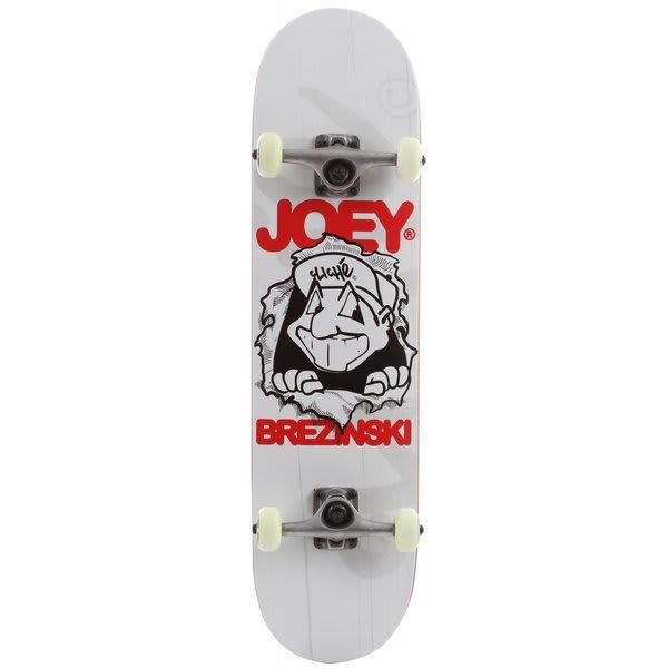 "Cliche Joey B Skateboard Complete White 8"" U.S.A. & Canada"