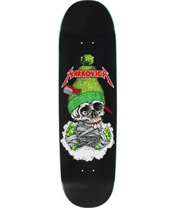 Cliche Skull Markovich Silk Screen Skateboard Deck