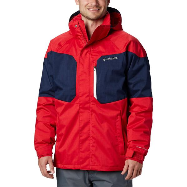 Homme Veste de ski Columbia Alpine Action