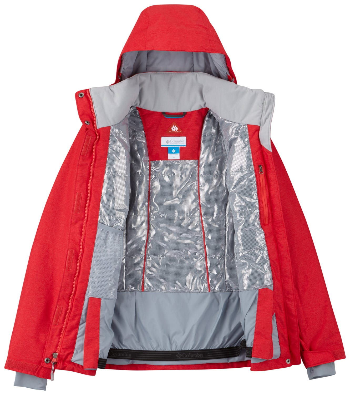 Womens columbia ski jackets