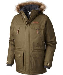 Columbia Barlow Pass 550 Turbodown Ski Jacket