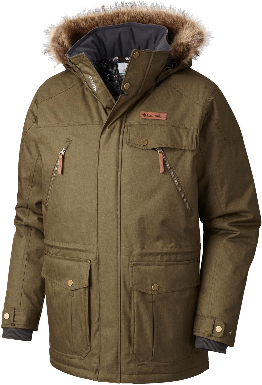 Columbia Barlow Pass 550 Turbodown Ski Jacket 2018