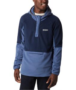 Columbia Basin Trail Half-Snap Hooded Fleece