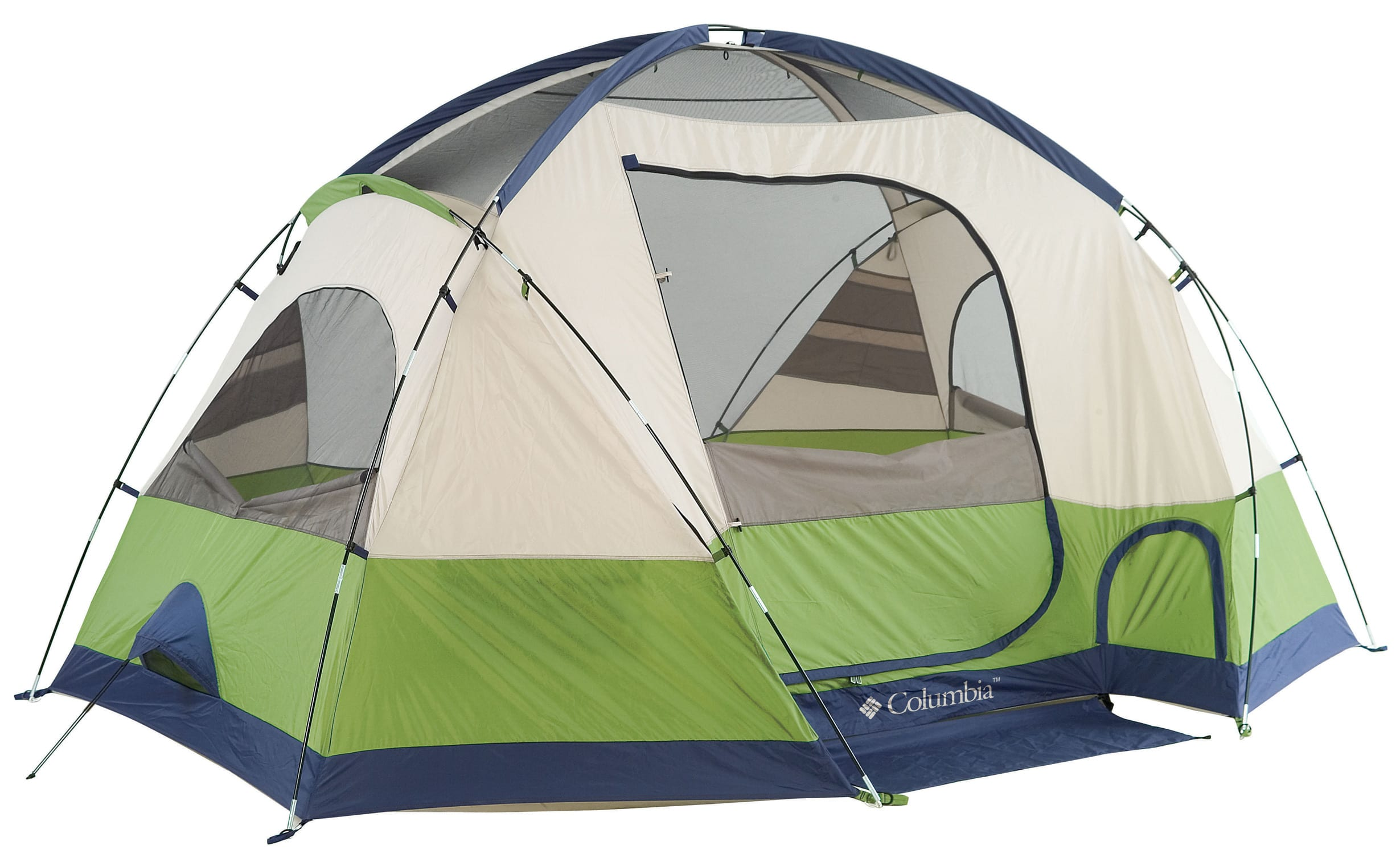 Columbia Black Mountain 5 Person Tent - thumbnail 2  sc 1 st  The House & On Sale Columbia Black Mountain 5 Person Tent up to 70% off