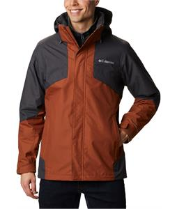 Columbia Bugaboo II Fleece Interchange Snowboard Jacket