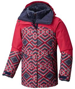Columbia Bugaboo II Fleece Interchange Ski Jacket