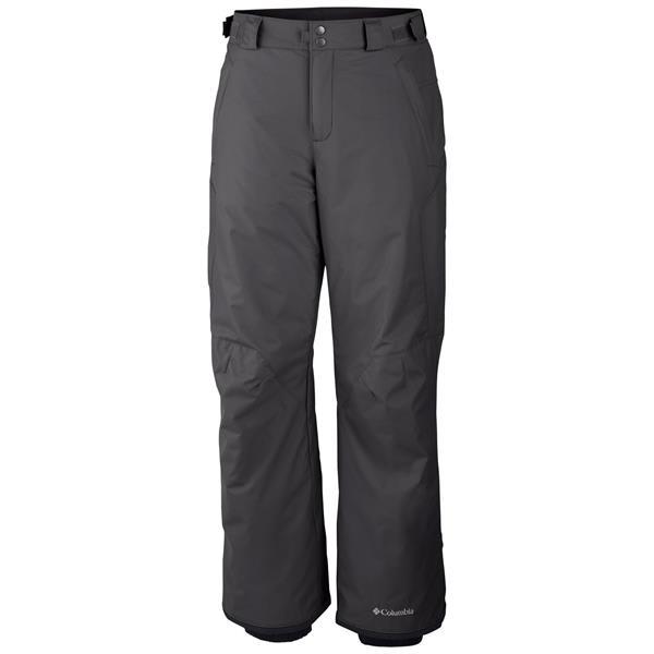 Columbia Bugaboo Ii Ski Pants Graphite U.S.A. & Canada