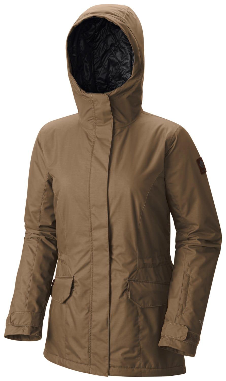 Columbia Catacomb Crest Interchange Ski Jacket - Womens