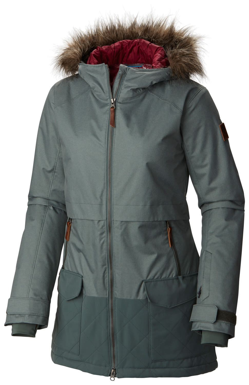 Columbia Catacomb Crest Parka Ski Jacket - Womens