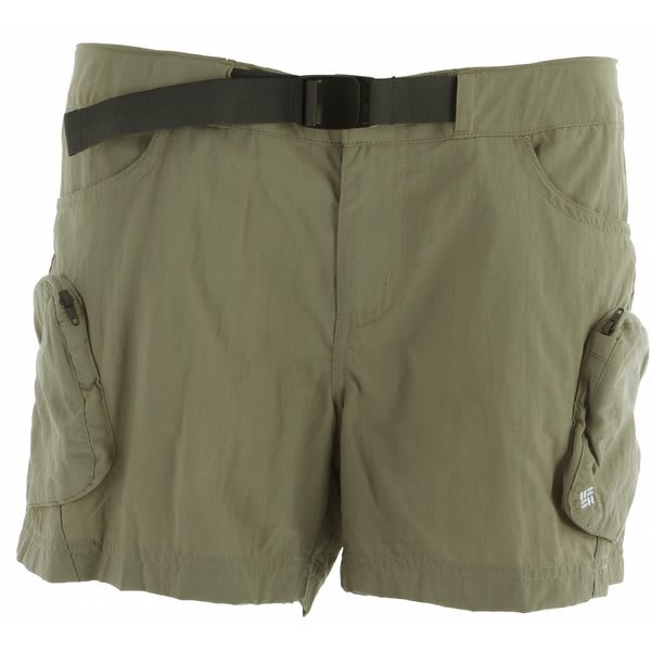 Columbia Cross On Over Cargo Shorts - Womens 00d3e1fce