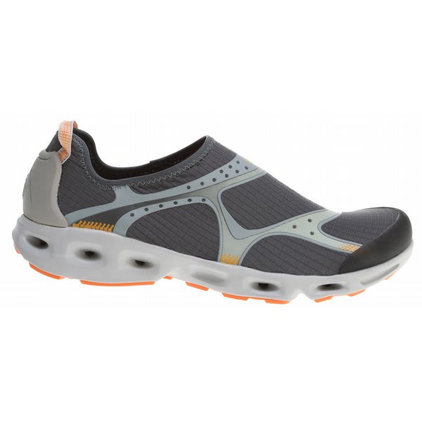 Columbia Drainsock Water Shoes Charcoal U.S.A. & Canada