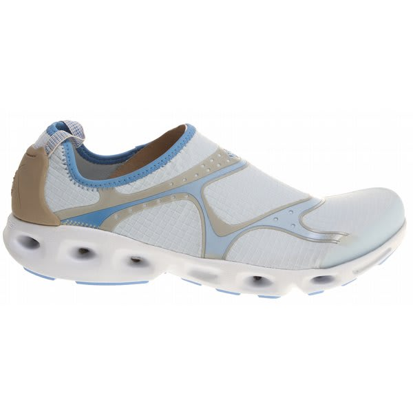 Columbia Drainsock Water Shoes Daydream / Cool Grey U.S.A. & Canada