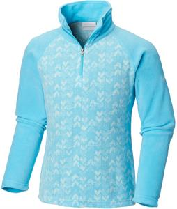 Columbia Glacial II Print 1/2 Zip Fleece
