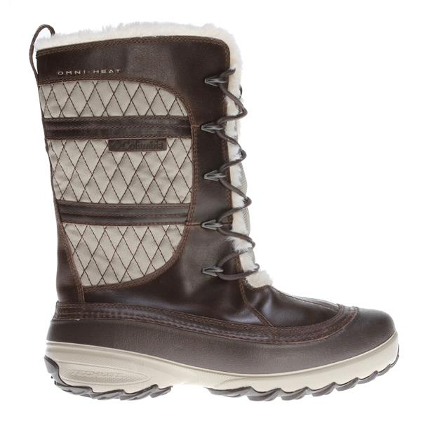 Columbia Heather Canyon Wp Boots Dune U.S.A. & Canada