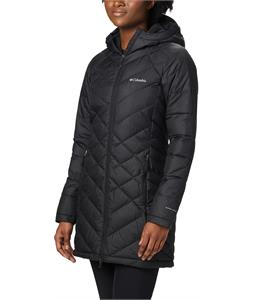 Columbia Heavenly Long Hooded Jacket