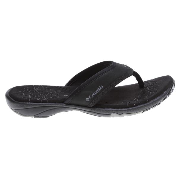 Columbia ambi Sandals Black U.S.A. & Canada