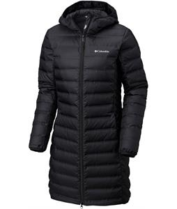 Columbia Lake 22 Long Hooded Down Jacket