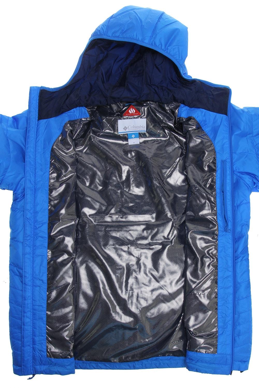 Columbia Sportswear Mens Mighty Light Hooded Jacket