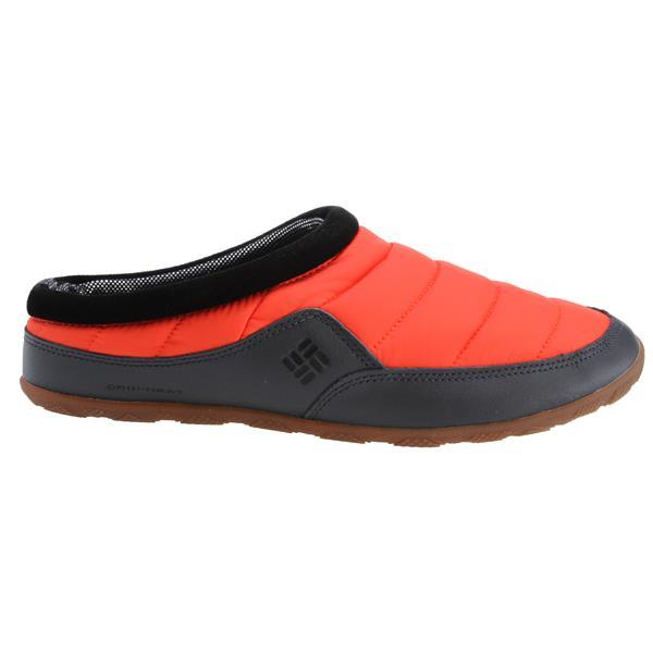 Columbia Packed Out Omni Heat Shoes Slate Orange U.S.A. & Canada