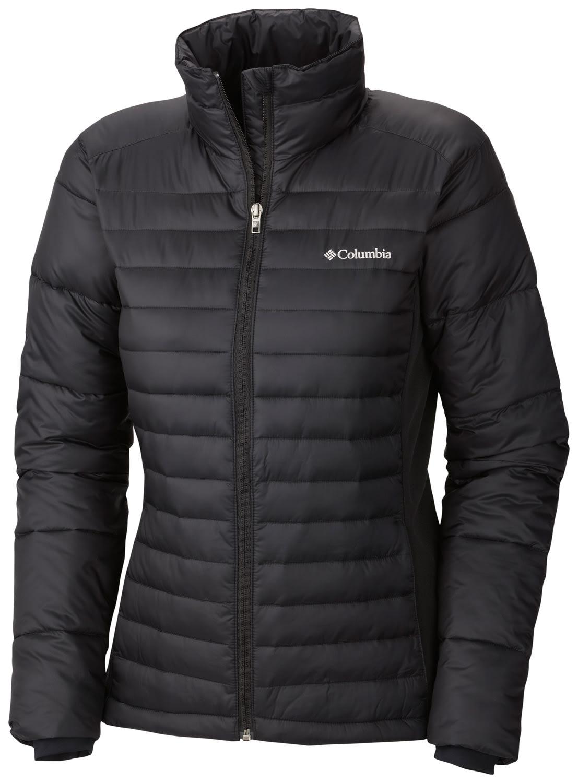 Columbia Powder Pillow Hybrid Jacket - Womens