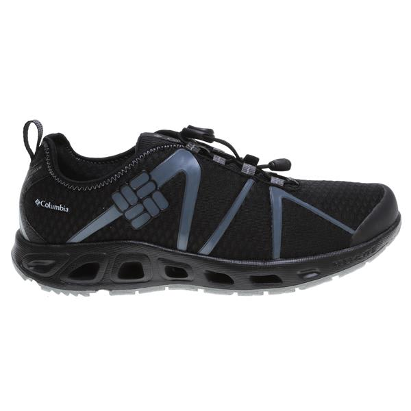 Columbia Powerdrain Cool Water Shoes Black / Platinum U.S.A. & Canada