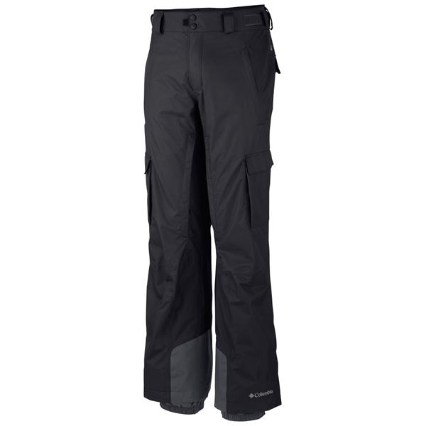 Columbia Ridge 2 Run Ii Ski Pants Black U.S.A. & Canada