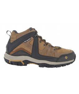 Columbia Shastalavista Mid Leather Hiking Shoes