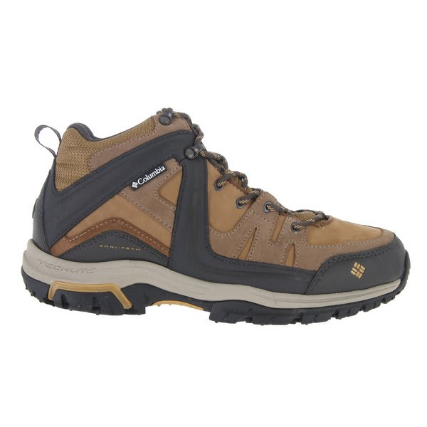 selected material the sale of shoes latest trends of 2019 Columbia Shastalavista Mid Leather Hiking Shoes