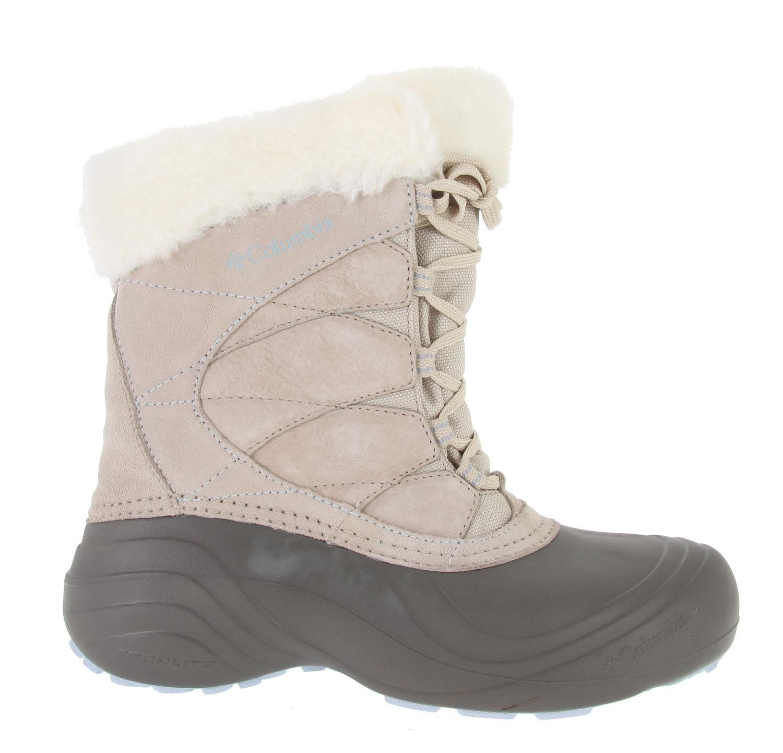 Columbia Sierra Summette Casual Boots Womens