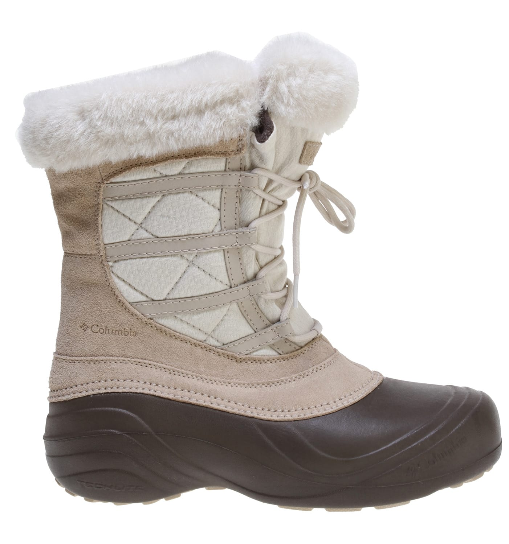 Columbia Sierra Summette Lace Wp Boots Womens