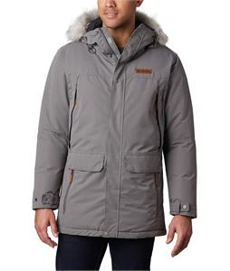 Columbia South Canyon Long Down Parka Jacket