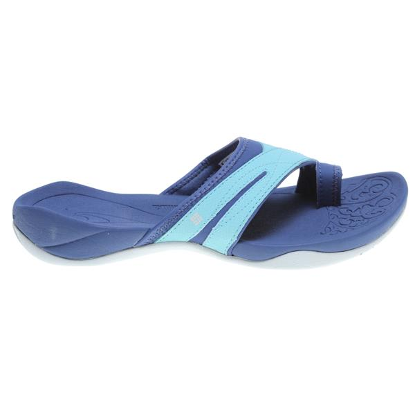 Columbia Sunrise Ii Sandals Clear Blue U.S.A. & Canada