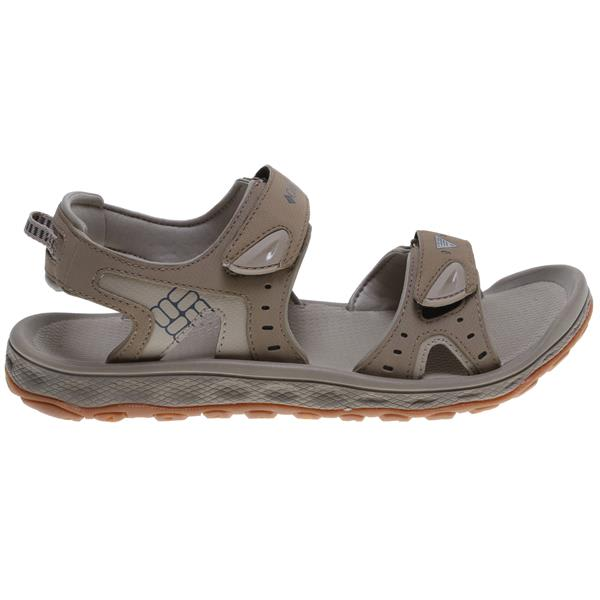 Columbia Techsun 3 Pfg Sandals Flax / Columbia Navy U.S.A. & Canada