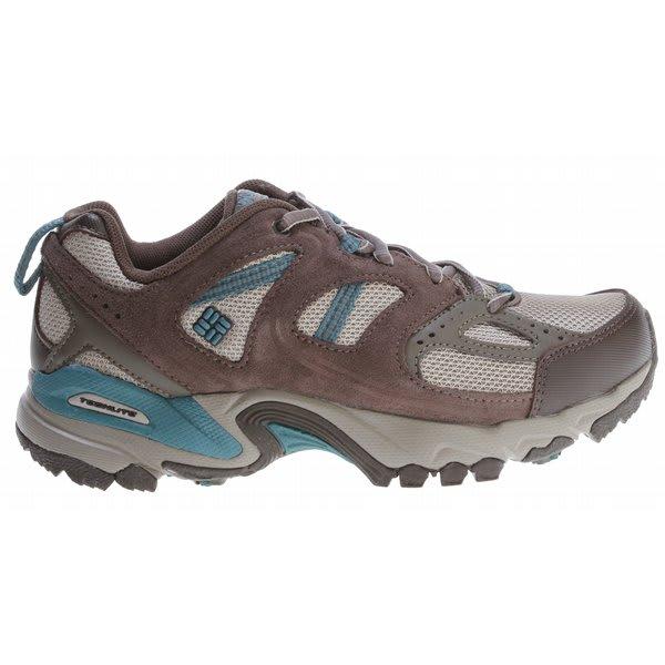Columbia Wallawalla Low Hiking Shoes Moonrock / Hydro U.S.A. & Canada