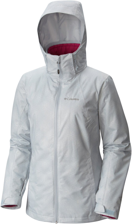 Columbia Whirlibird Interchange Ski Jacket - Womens