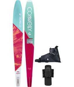 Connelly Aspect Slalom Waterski w/ Swerve/RTS Bindings