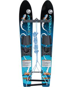 Connelly Cadet Combo Skis w/ Child Slide-Type ADJ Bindings