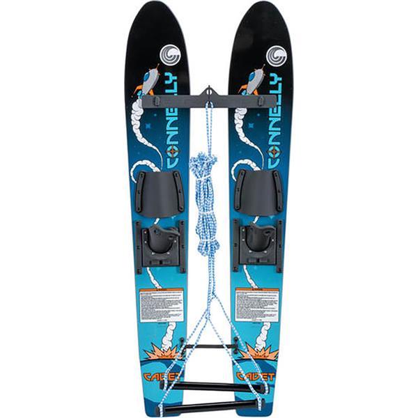Connelly Cadet Combo Skis W/ Child Slide-Type ADJ Bindings
