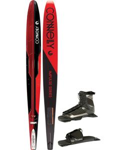 Connelly Concept Slalom Ski w/ Tempest/Lace Adj RTP Bindings