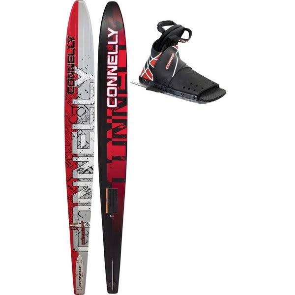 Connelly Concept Slalom Waterskis 68 W / Stroker / Rtp Bindings U.S.A. & Canada
