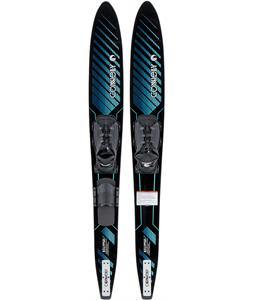 Connelly Eclypse Combo Skis w/ Front Adj RTS Bindings
