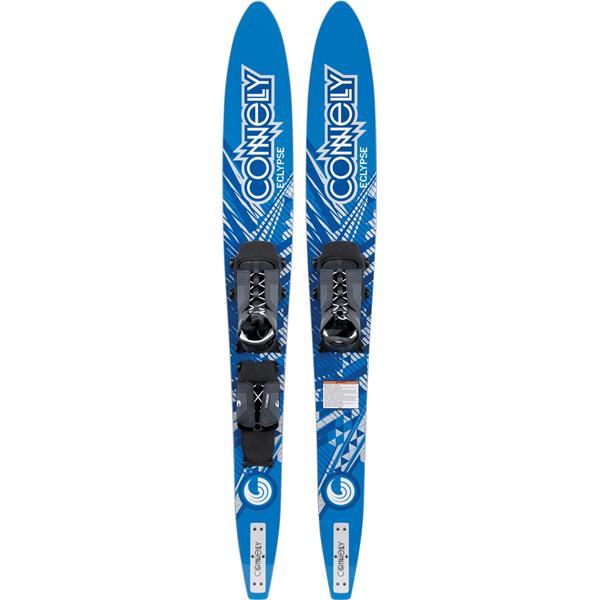 Connelly Eclypse Combo Skis w//Swerve Lace Adj Bindings