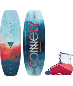 Connelly Lotus Wakeboard w/ Karma Bindings