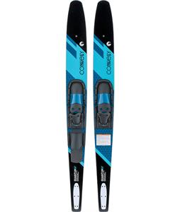 Connelly Quantum Combo Skis w/ Slide-Type Adj Bindings