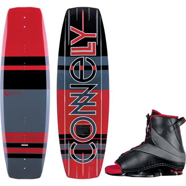 9a435f736fd41 Connelly Reverb Wakeboard w  Empire Bindings 2019