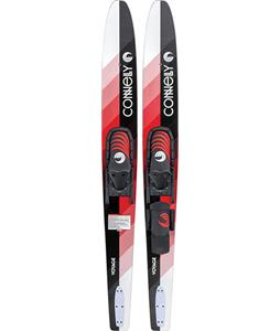 Connelly Voyage Combo Skis w/ Slide-Type ADJ Bindings